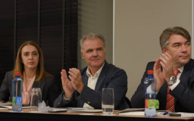 Debate on Tax Law and 2018 Budget- Association of Managers of Macedonia, Skopje, Macedonia – 4 December 2017