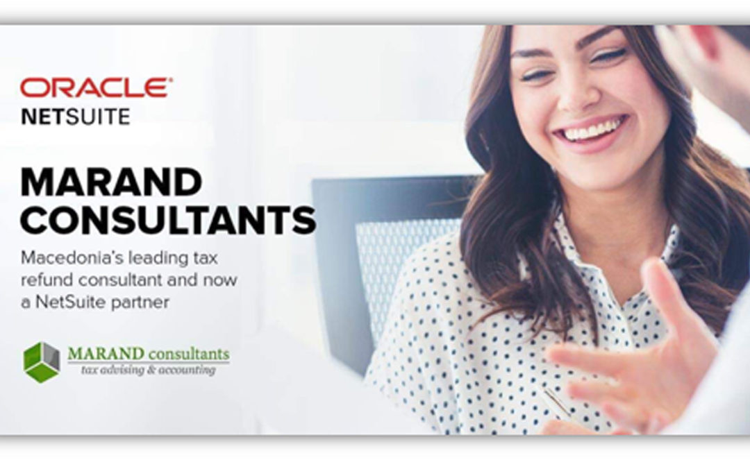 Marand Consultants is Thrilled to Announce its New Partnership with Oracle NetSuite